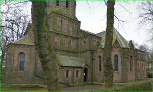 St Mark's Church, Blackburn