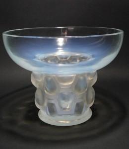 R. Lalique Beautreillis bowl