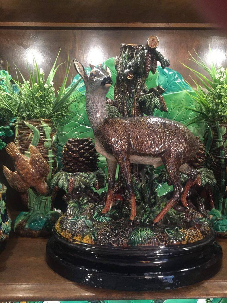 Detail of Deer